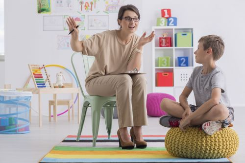 Pediatric speech therapy practice in Peoria IL